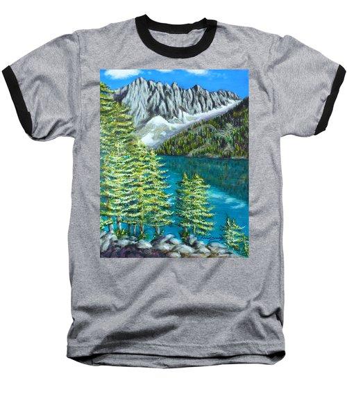 Temple Crag Baseball T-Shirt