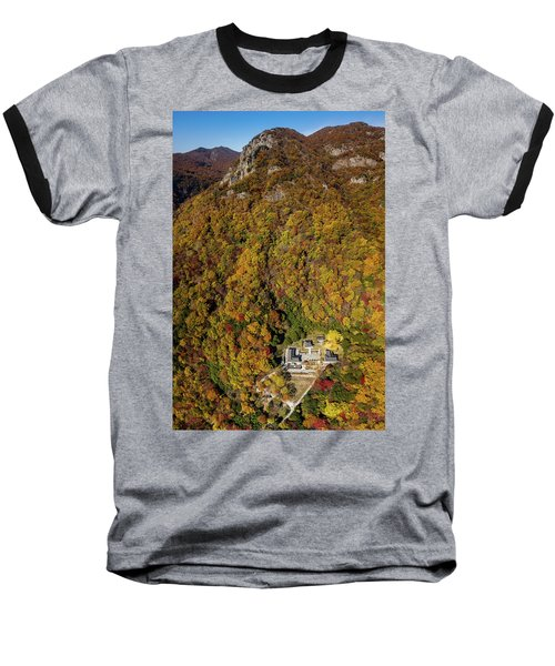 Temple In The Valley 2 Baseball T-Shirt