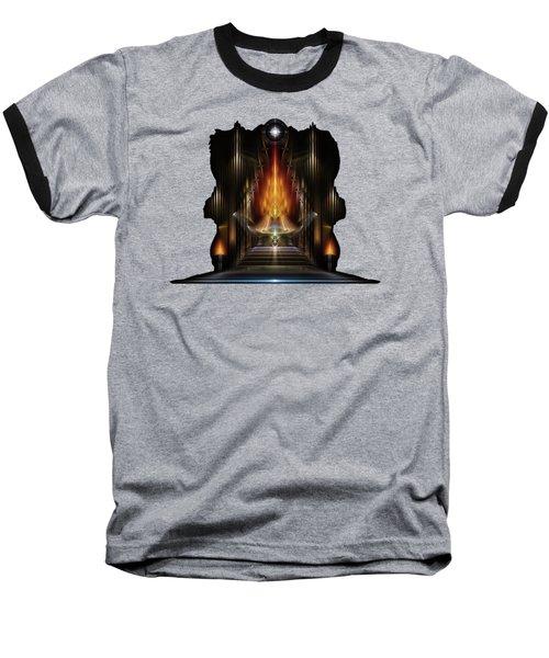 Temple Of Golden Fire Baseball T-Shirt