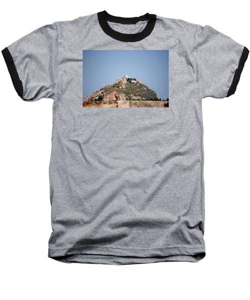 Temple Of Zeus Baseball T-Shirt