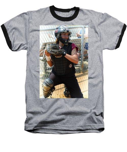 Temple University Bullpen Catcher Baseball T-Shirt