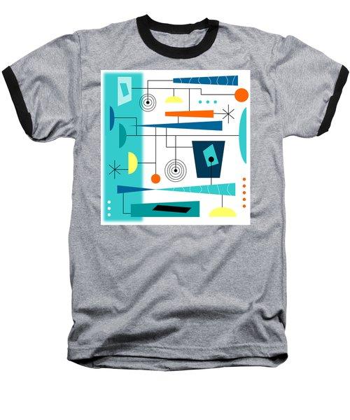 Tempo Baseball T-Shirt by Tara Hutton