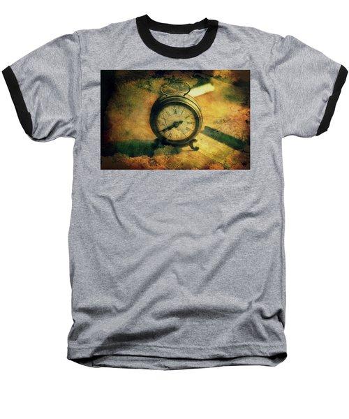 Tempus Fugit... Baseball T-Shirt