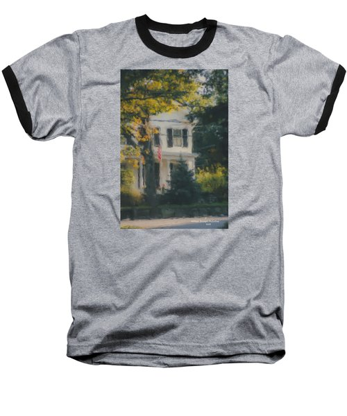 Ten Lincoln Street, Easton, Ma Baseball T-Shirt