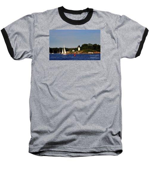 Ten Pound Light Baseball T-Shirt