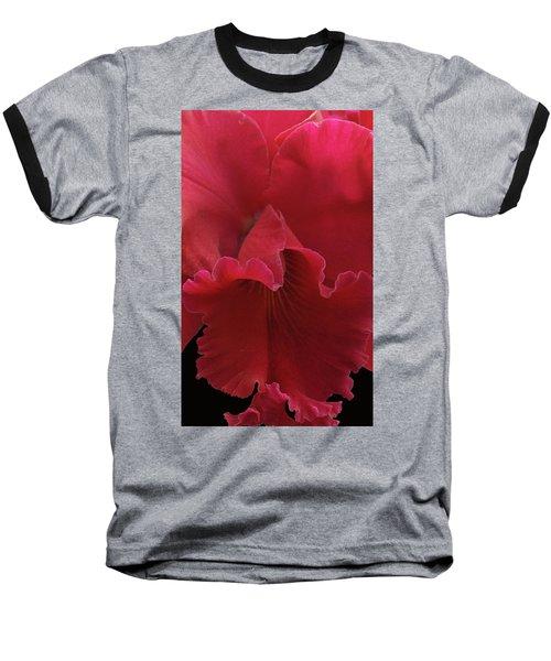 Tender Orchid Baseball T-Shirt