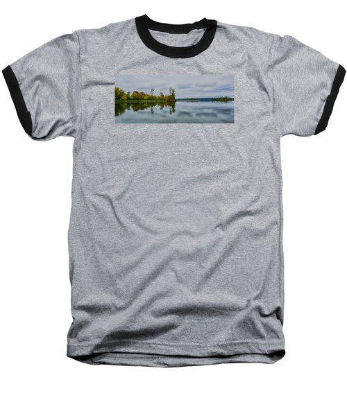 Tennesse River Baseball T-Shirt by Susi Stroud