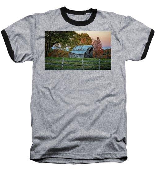Tennessee Barn Baseball T-Shirt