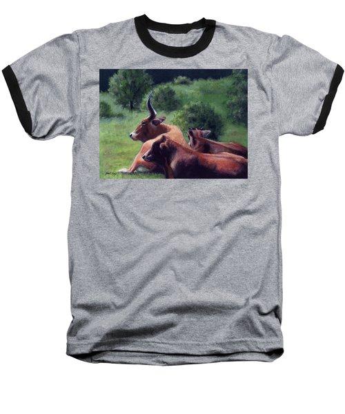 Tennessee Longhorn Steers Baseball T-Shirt