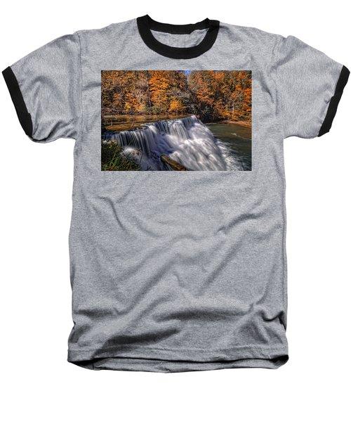 Tennessee Waterfall Baseball T-Shirt