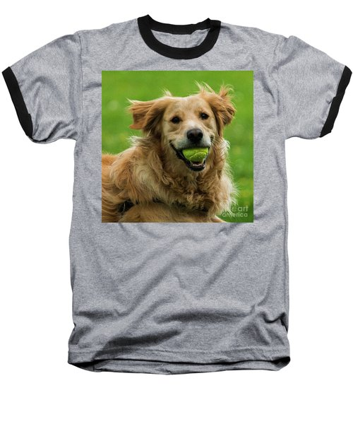 Tennis Is On ..wanna Play? Baseball T-Shirt