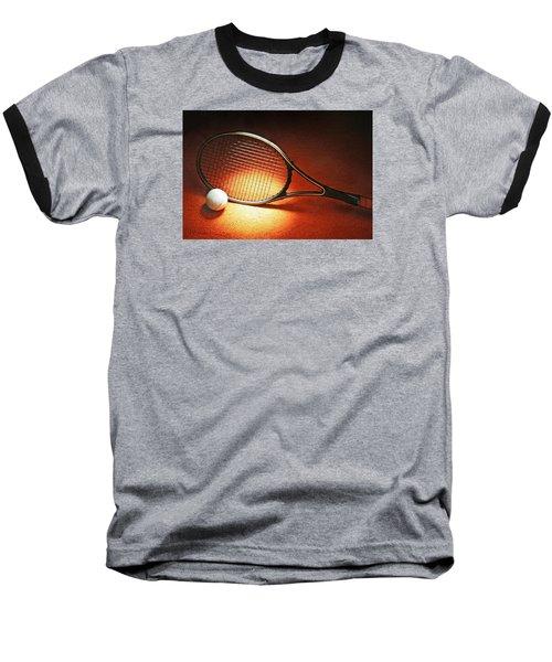 Tennis Racket Baseball T-Shirt