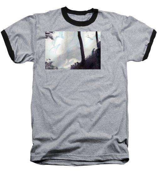 Tequendama Falls Baseball T-Shirt