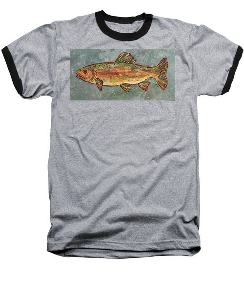 Teresa The Trout Baseball T-Shirt