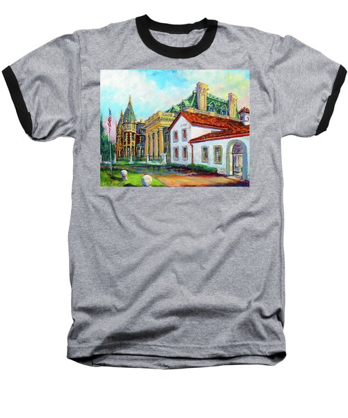 Terrace Villas Baseball T-Shirt