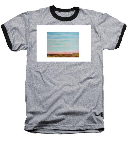 Terraced By Nature Baseball T-Shirt