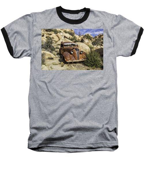 Terraplane Hudson  Baseball T-Shirt