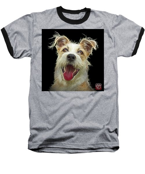 Terrier Mix 2989 - Bb Baseball T-Shirt