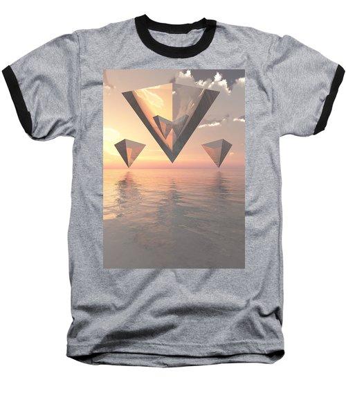 Tessellate Baseball T-Shirt