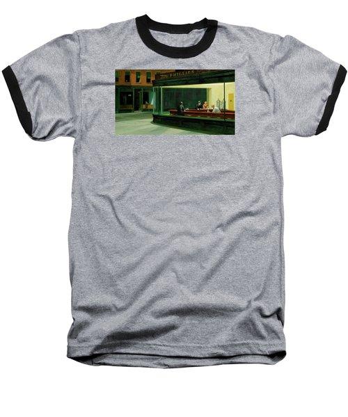 Test Mountain Baseball T-Shirt