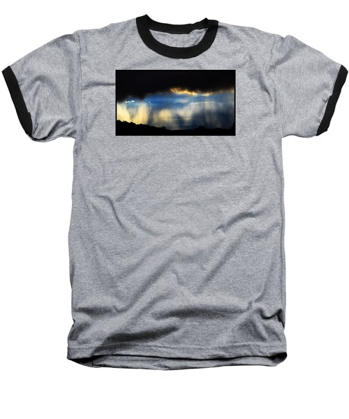 Tesuque Weather Vistas Baseball T-Shirt