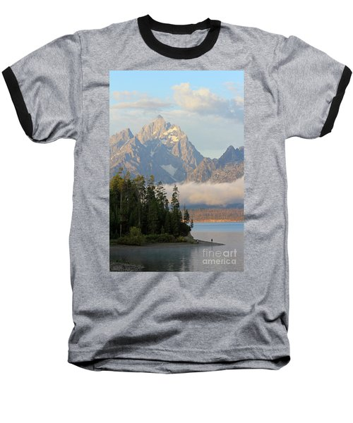 Teton Early Morning Baseball T-Shirt