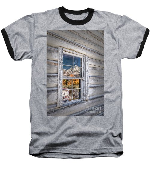 Teton Reflection Baseball T-Shirt