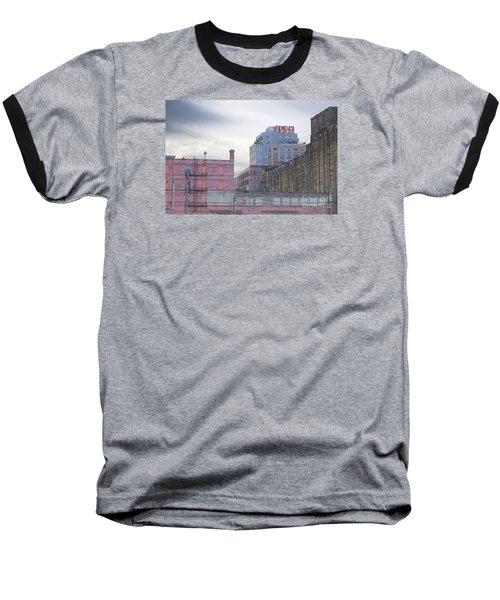 Teweles Seed Co Baseball T-Shirt by David Blank