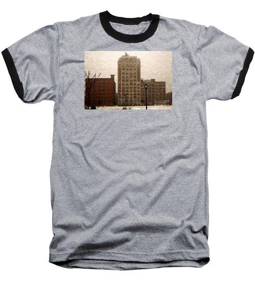 Teweles Teweles Baseball T-Shirt by David Blank