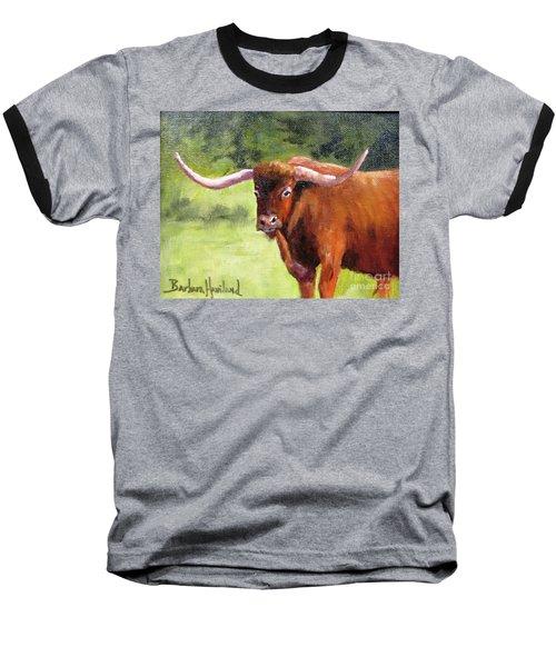 Texas Londhorn Baseball T-Shirt