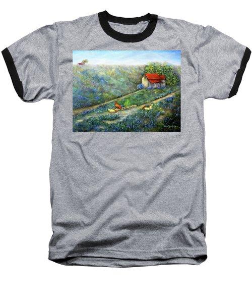Texas Morning Baseball T-Shirt