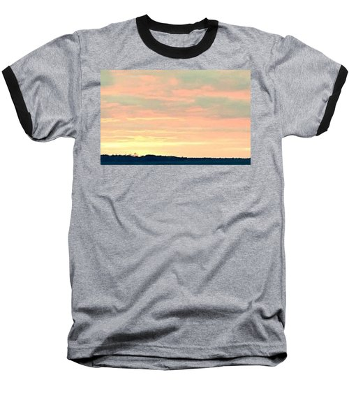 Baseball T-Shirt featuring the photograph Texas On The Horizon by John Glass