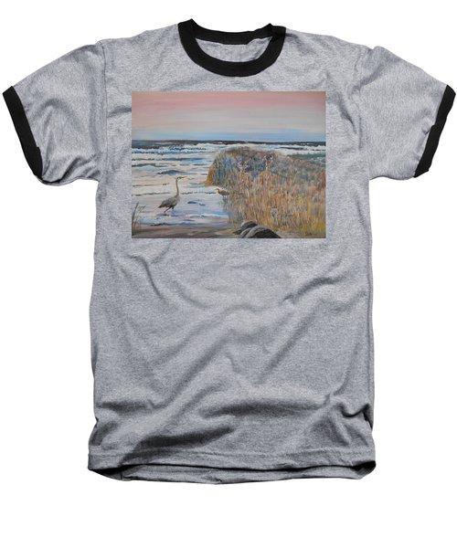 Texas - Padre Island Baseball T-Shirt