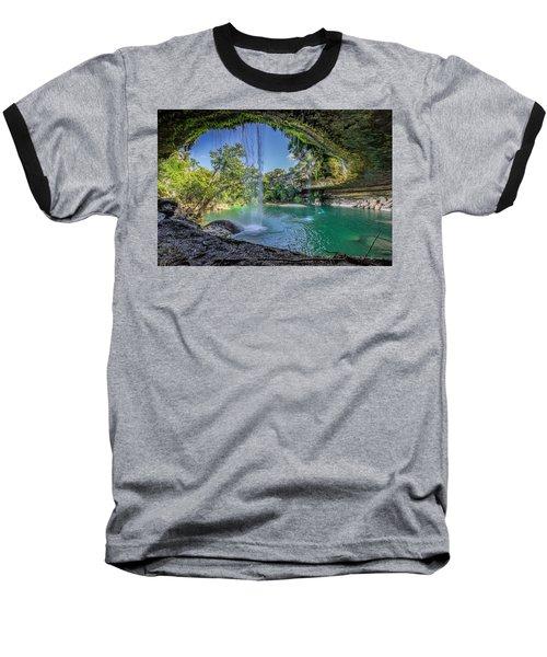 Texas Paradise Baseball T-Shirt