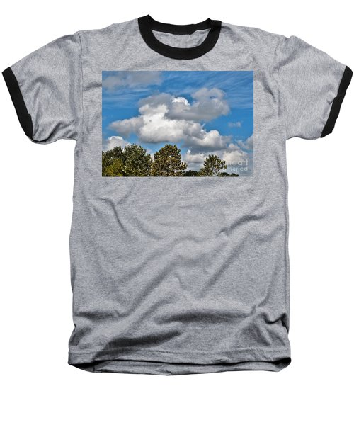 Baseball T-Shirt featuring the photograph Texas - Reach For The Sky.   by Ray Shrewsberry