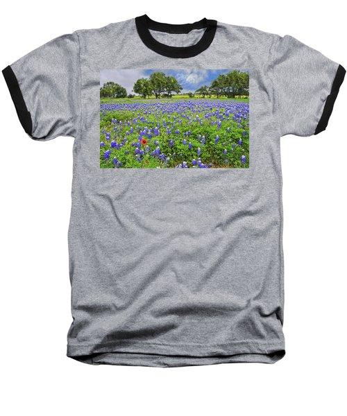 Texas Spring  Baseball T-Shirt