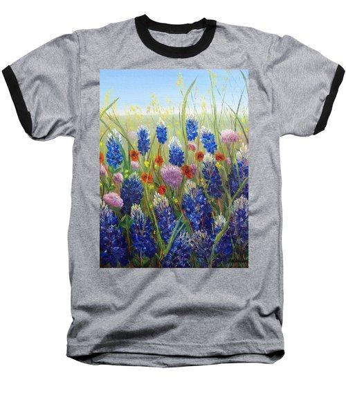 Texas Tangle Baseball T-Shirt