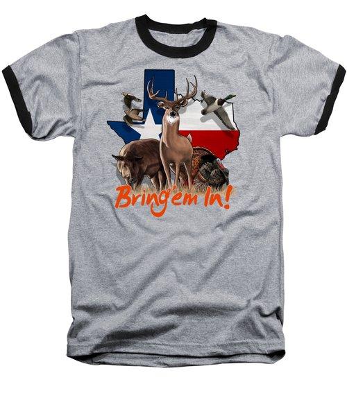 Texas Total Package Baseball T-Shirt
