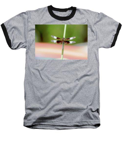 Texas Widow Skimmer - 10 Digitalart Baseball T-Shirt