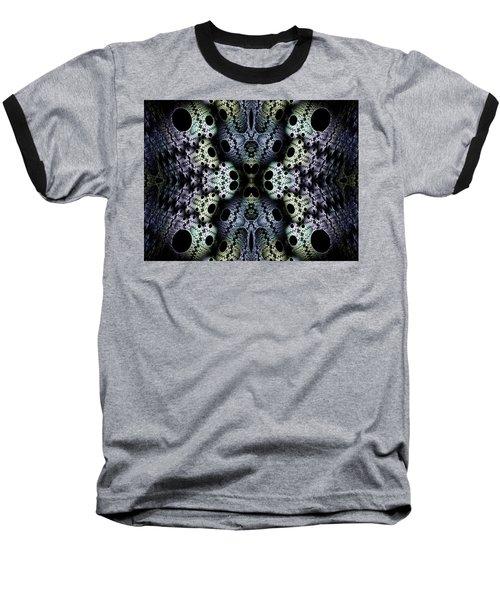 Texturized  Baseball T-Shirt