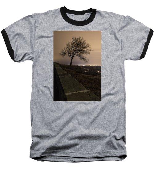 Thacher Park Twilight Baseball T-Shirt