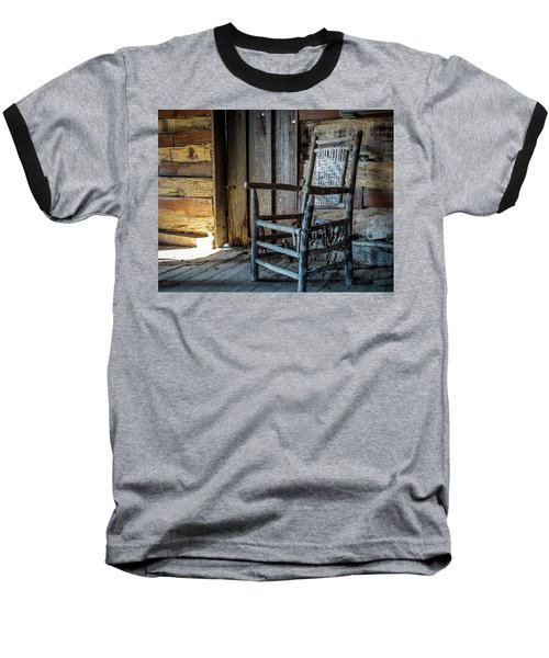 Thacker Cabin Chair Baseball T-Shirt