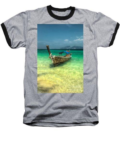 Thai Longboat  Baseball T-Shirt