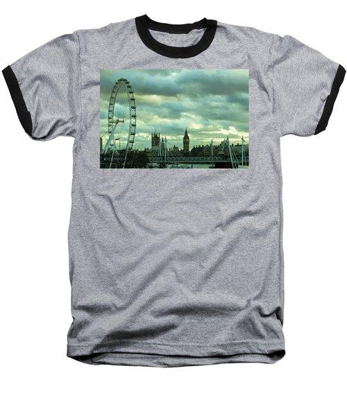 Thames View 1 Baseball T-Shirt