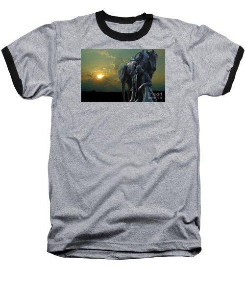 Thanks For The Rain  Baseball T-Shirt
