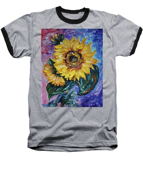 That Sunflower From The Sunflower State Baseball T-Shirt