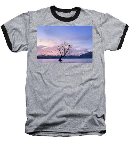 That Wanaka Tree Baseball T-Shirt