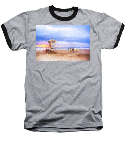 That Was Amazing Watercolor Baseball T-Shirt