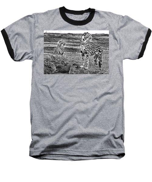 Thats A Yawn Baseball T-Shirt