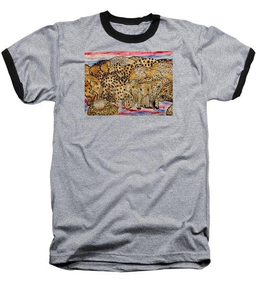 That's Alot Of Elephants Baseball T-Shirt